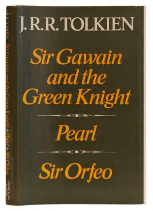 Sir Gawain and the Green Knight, Pearl, and Sir Orfeo