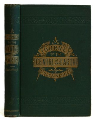 A Journey to the Centre of the Earth. Jules Verne