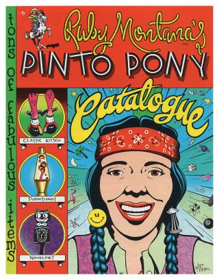 Ruby Montana's Pinto Pony No. 2
