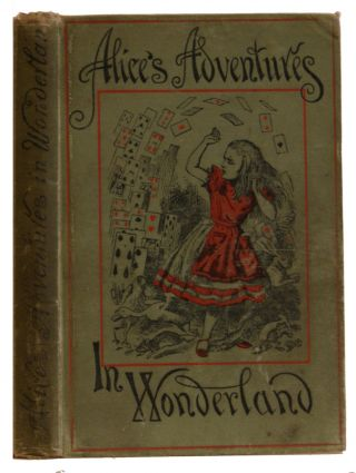 "Alice's Adventures in Wonderland. ""People's Edition"" Lewis Carroll"