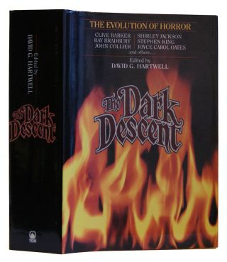 The Dark Descent. David G. Hartwell