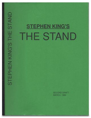 Stephen King's The Stand: Second Draft Screenplay By Rospo Pallenberg March 1990 / Script....