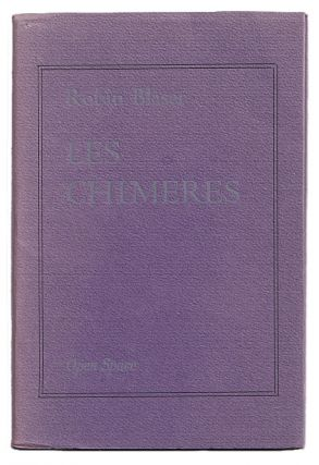 Les Chimeres / the Chimeras of Gerard De Nerval