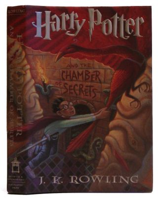 Harry Potter and the Chamber of Secrets (Harry Potter Ser., Year 2). J. K. Rowling