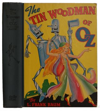 The Tin Woodman of Oz. L. Frank Baum