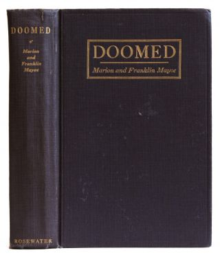 Doomed: A Startling Message to the People of Our Day, interwoven in an Antediluvian Romance of...