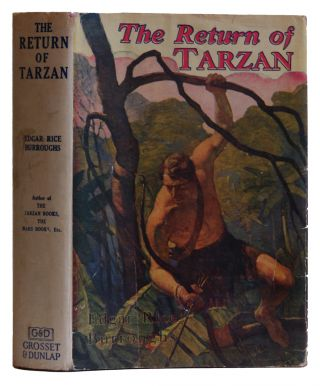 The Return Of Tarzan. Edgar Rice Burroughs