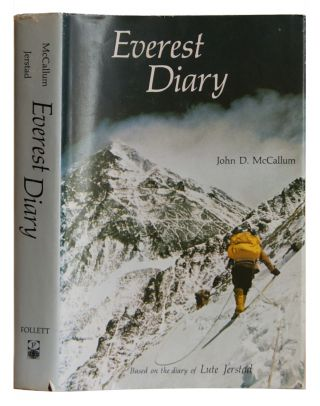 Everest Diary. Based on the Personal Diary of Luke Jerstad, One of the First Five Americans to...