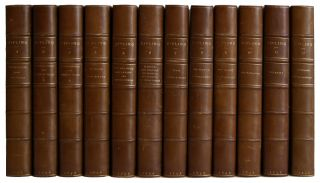 The Writings in Prose and Verse [12 volumes]. Rudyard Kipling