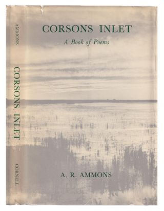 Corsons Inlet: A Book of Poems. A. R. Ammons