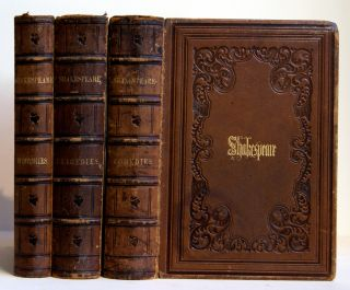 The Complete Works of Shakespeare : From the Original Text [3 volumes]. William Shakespeare
