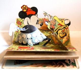 """The """"Pop-Up"""" Minnie Mouse"""