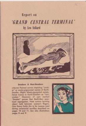 Report on 'Grand Central Terminal'