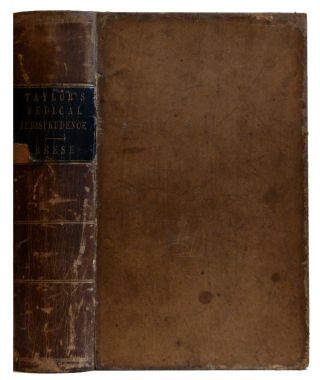 A Manual of Medical Jurisprudence. Alfred Swaine Taylor, John J. Reese