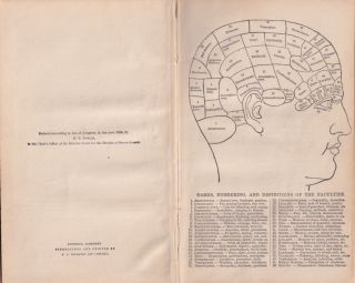The Practical Phrenologist; and Recorder and Delineator of the Character and Talents - A Compendium of Phreno-Organic Science