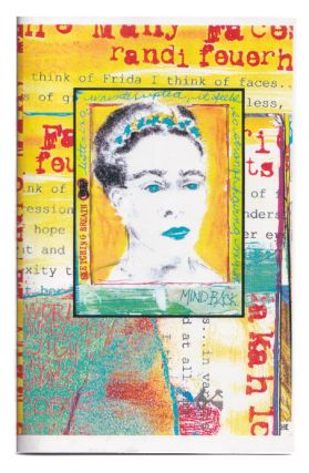 Visual Journaling Zine Based On The Diaries And Artwork Of Frida Kahlo. Randi Feuerheim-watts