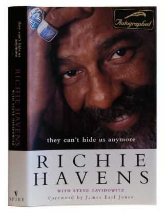 They Can't Hide Us Anymore. Richie Havens, Steve Davidowitz