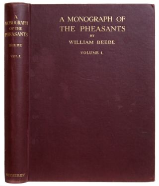 A Monograph of the Pheasants [4 volumes]