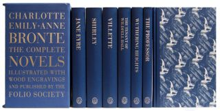 The Complete Novels [7 volumes]. Charlotte Bronte, Emily, Anne