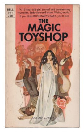 The Magic Toyshop. Angella Carter