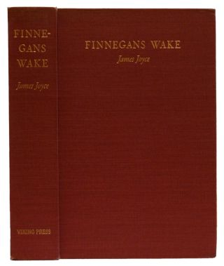 Finnegans Wake. James Joyce