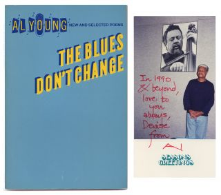 The Blues Don't Change. New and Selected Poems. Al Young