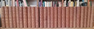 The novels and romances of Edward Bulwer Lytton [title supplied] [Collected Works] [25 volumes]....