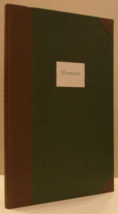 Utopiary. Simon Cutts, Karl Torok