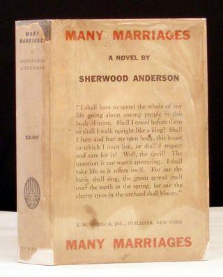 Many Marriages. Sherwood Anderson