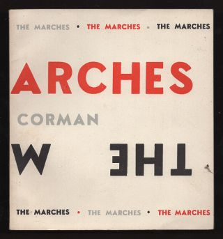 The Marches & Other Poems. Cid Corman