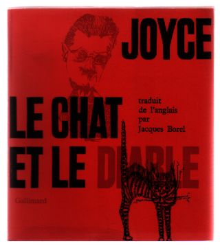 Le Chat et Le Diable. James Joyce, Jacques Borel