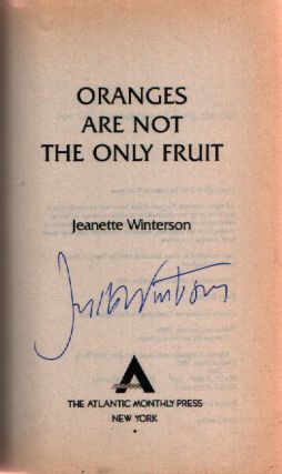 Oranges Are Not the Only Fruit (Fiction Series)