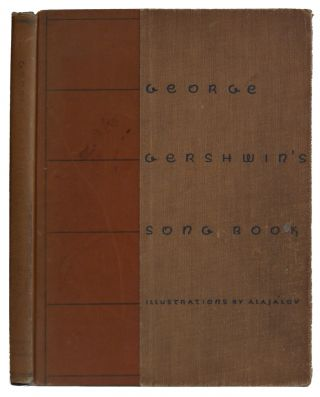 George Gershwin's Song-book. George Gershwin