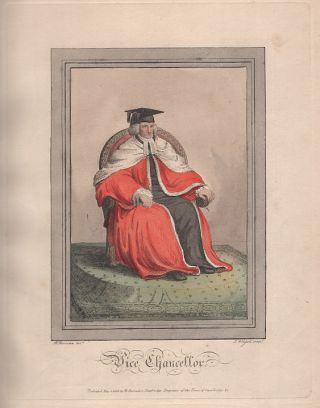 Costume of the University of Cambridge: Drawn and Published By R. Harraden. R. Harraden, Richard